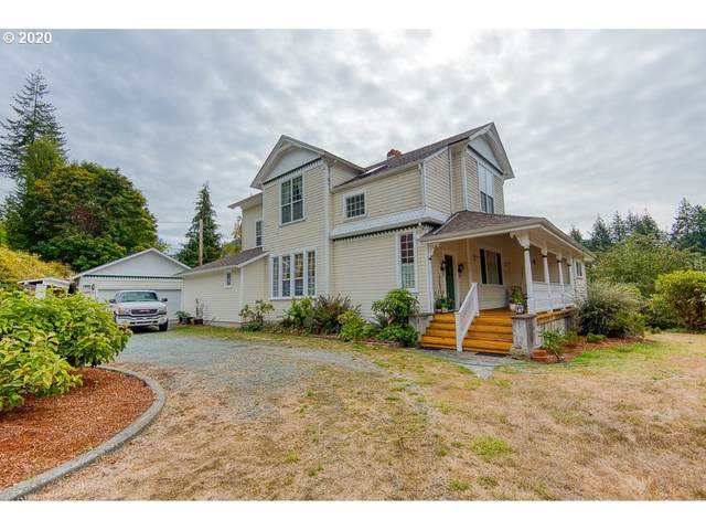 94458 Rink Creek, Coquille, OR 97423 (MLS #20660657) :: Townsend Jarvis Group Real Estate