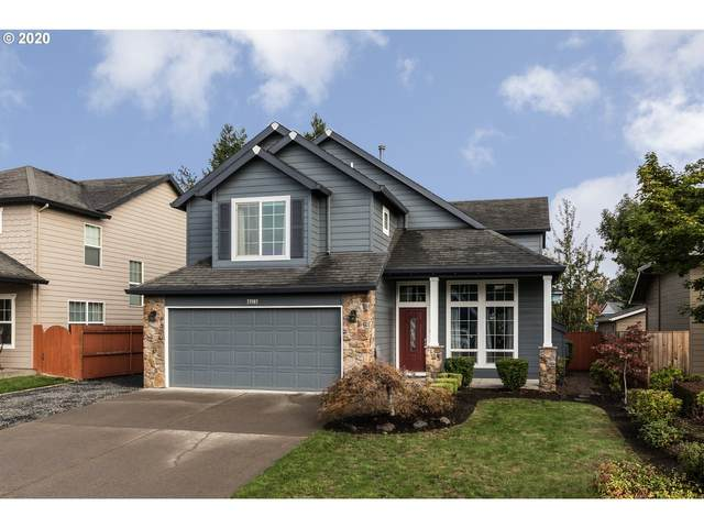 33985 SE Davona Dr, Scappoose, OR 97056 (MLS #20660792) :: Premiere Property Group LLC