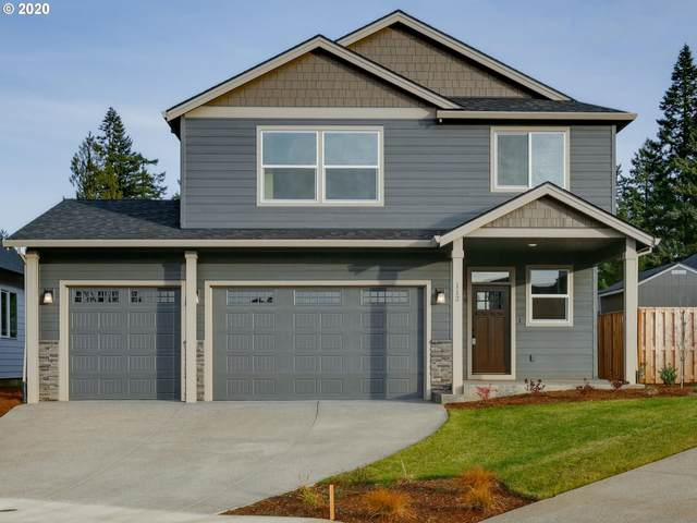1435 NE Cascadia Ridge Dr, Estacada, OR 97023 (MLS #20660990) :: Gustavo Group