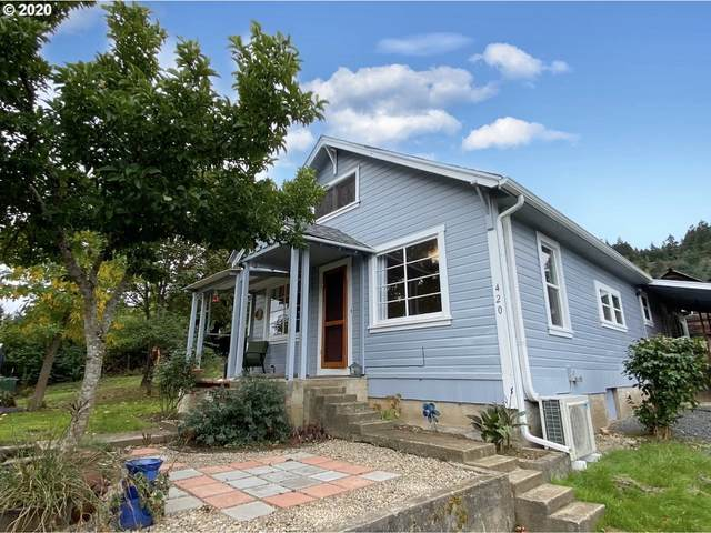 420 Krewson Dr, Drain, OR 97435 (MLS #20661170) :: Beach Loop Realty