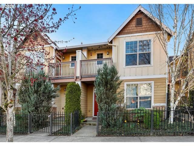 7032 NE Garfield Ave 12-1, Portland, OR 97211 (MLS #20661173) :: Matin Real Estate Group