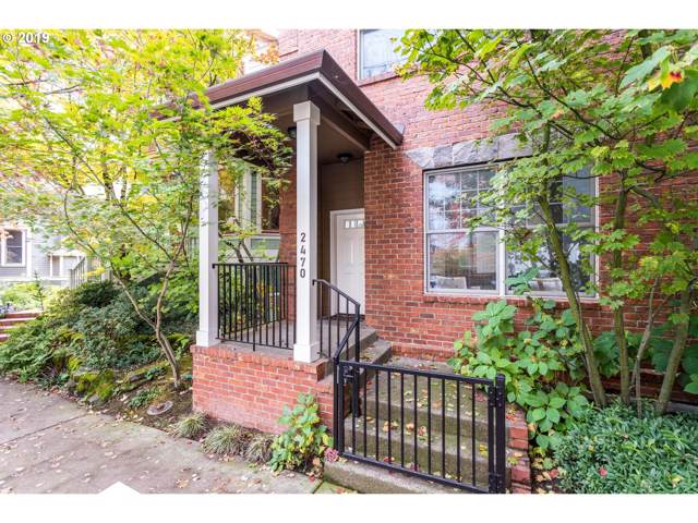 2470 NW Thurman St, Portland, OR 97210 (MLS #20661544) :: Change Realty