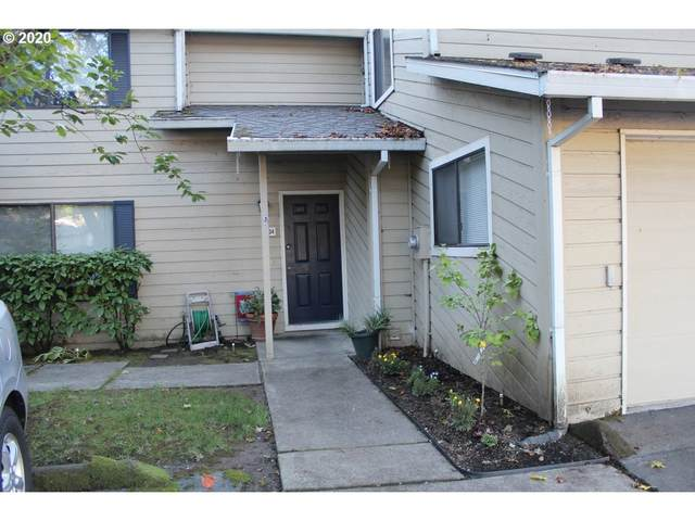 29570 SW Volley St #34, Wilsonville, OR 97070 (MLS #20662431) :: Lux Properties