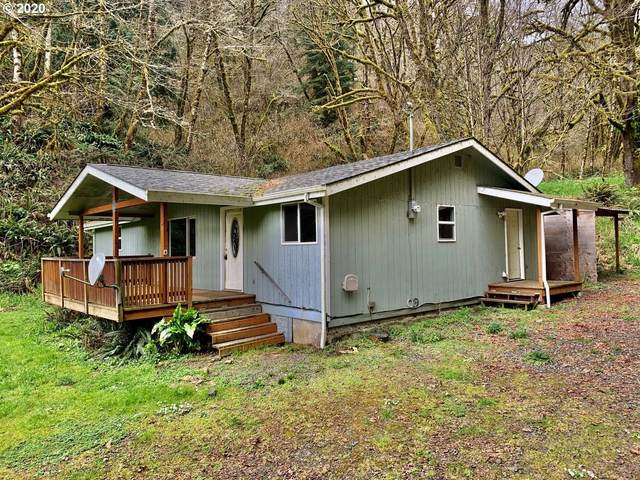 7634 Lower Smith River Rd, Reedsport, OR 97467 (MLS #20662914) :: Fox Real Estate Group