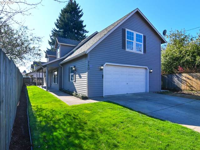 240 Kourt Dr, Eugene, OR 97404 (MLS #20663625) :: Song Real Estate