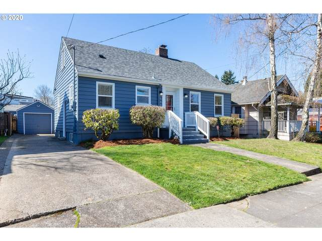 7315 N Williams Ave, Portland, OR 97217 (MLS #20663817) :: Matin Real Estate Group