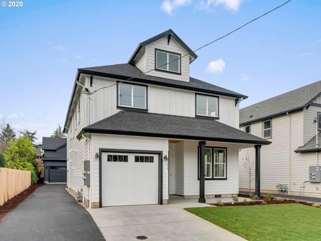 141 SE 55TH Ave, Portland, OR 97215 (MLS #20664217) :: TK Real Estate Group