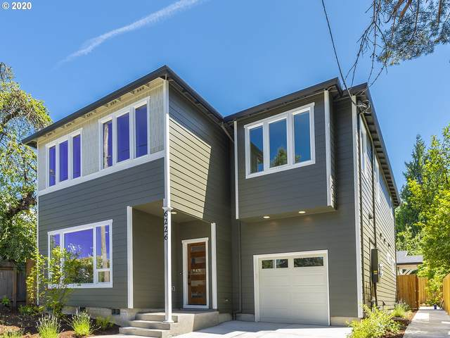 6226 SE Cesar E Chavez Blvd A, Portland, OR 97202 (MLS #20664294) :: Fox Real Estate Group