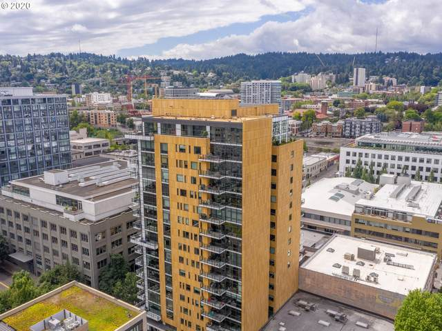311 NW 12TH Ave #1301, Portland, OR 97209 (MLS #20664522) :: Townsend Jarvis Group Real Estate