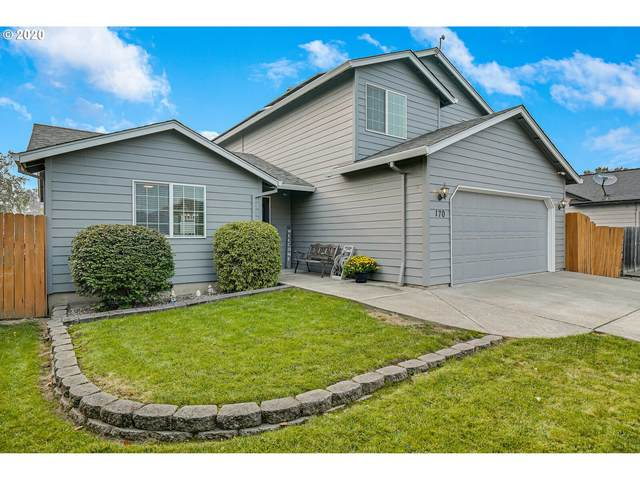 170 N 8TH St, Jefferson, OR 97352 (MLS #20664811) :: Fox Real Estate Group