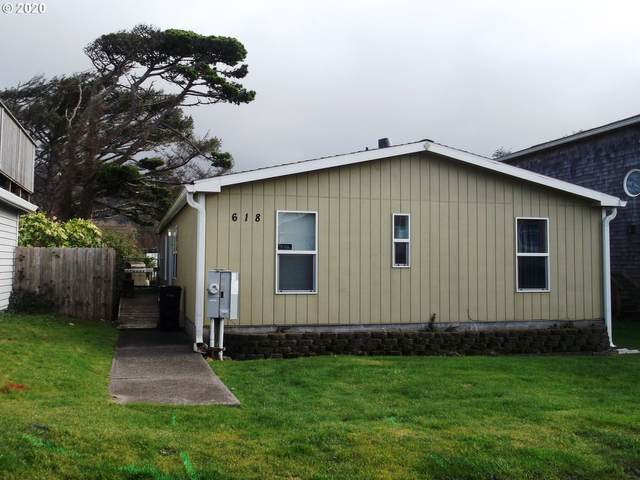 618 S Pacific, Rockaway Beach, OR 97136 (MLS #20665137) :: Song Real Estate
