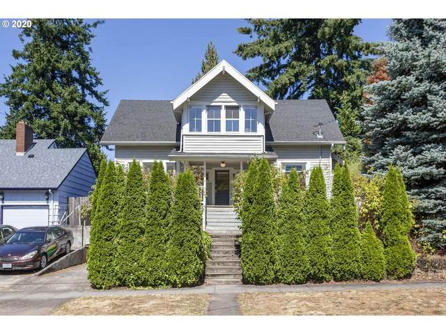 1835 N Humboldt St, Portland, OR 97217 (MLS #20665353) :: Piece of PDX Team
