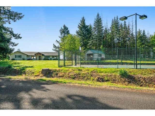 16716 SE Bartell Rd, Boring, OR 97009 (MLS #20665453) :: Townsend Jarvis Group Real Estate