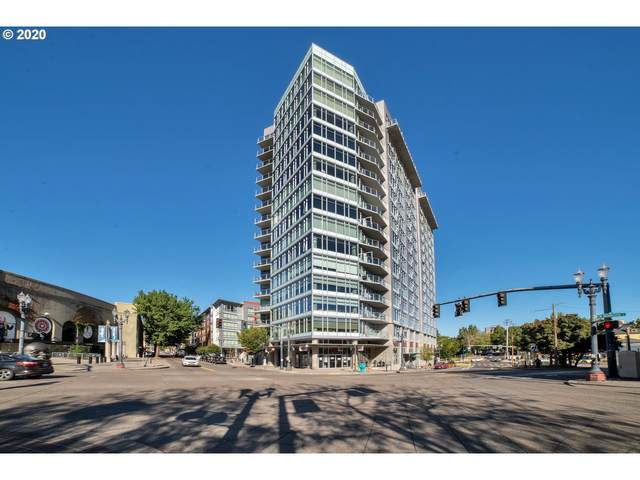 1926 W Burnside St #1308, Portland, OR 97209 (MLS #20665566) :: Real Tour Property Group