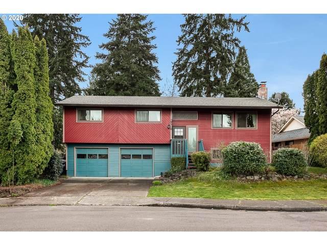19310 SW Pecan Ct, Beaverton, OR 97003 (MLS #20665681) :: Lucido Global Portland Vancouver
