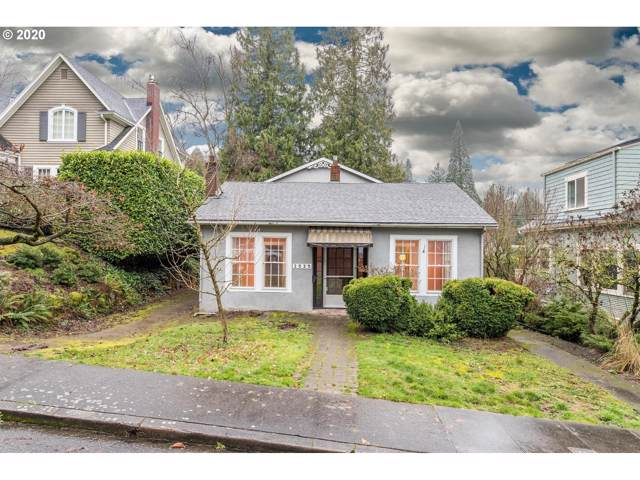 2825 SW Montgomery Dr, Portland, OR 97201 (MLS #20665770) :: Premiere Property Group LLC