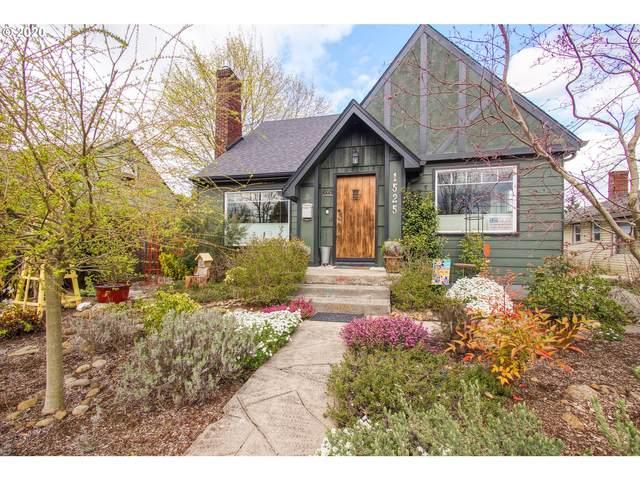 1525 NE Ainsworth St, Portland, OR 97211 (MLS #20665841) :: Homehelper Consultants