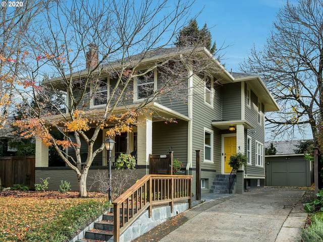 2336 NE 42ND Ave, Portland, OR 97213 (MLS #20665881) :: The Galand Haas Real Estate Team