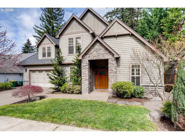 8027 SW Raleigh Ct, Portland, OR 97223 (MLS #20666830) :: Song Real Estate