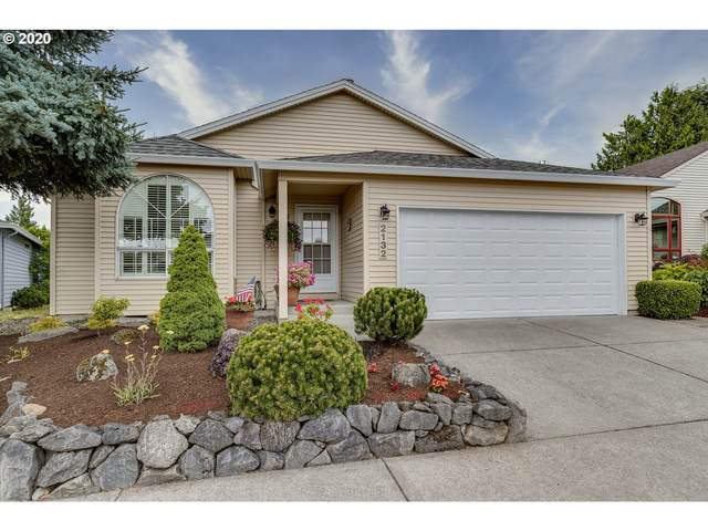 2132 NE 158TH Pl, Portland, OR 97230 (MLS #20666880) :: Fox Real Estate Group