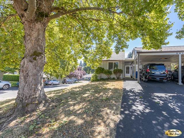 901 NW 133RD St, Vancouver, WA 98685 (MLS #20667198) :: Cano Real Estate