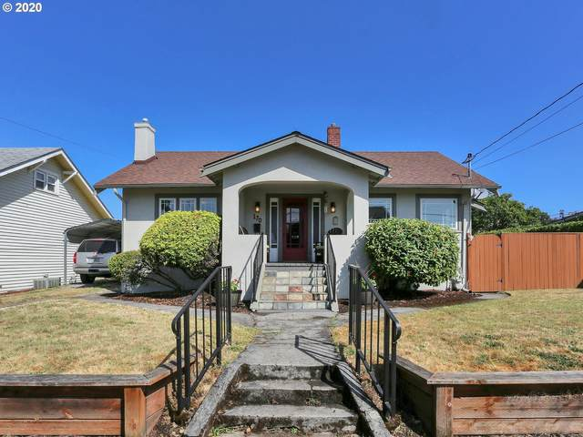 170 E Exeter St, Gladstone, OR 97027 (MLS #20667217) :: Next Home Realty Connection