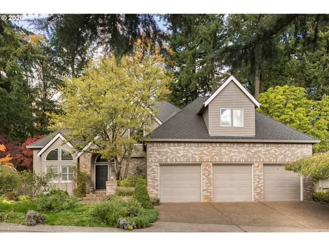 7061 SW Benham Ct, Portland, OR 97225 (MLS #20667268) :: McKillion Real Estate Group