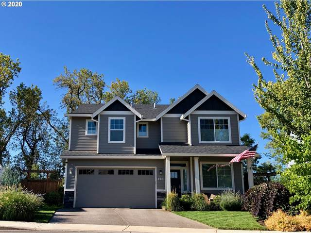 736 Rachel Ln, Molalla, OR 97038 (MLS #20667542) :: Next Home Realty Connection