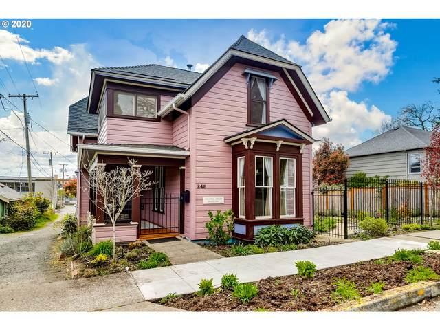 246 E 3rd Ave, Eugene, OR 97401 (MLS #20668076) :: Fox Real Estate Group