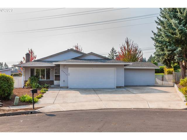 20430 NW Rock Creek Blvd, Portland, OR 97229 (MLS #20668078) :: Coho Realty