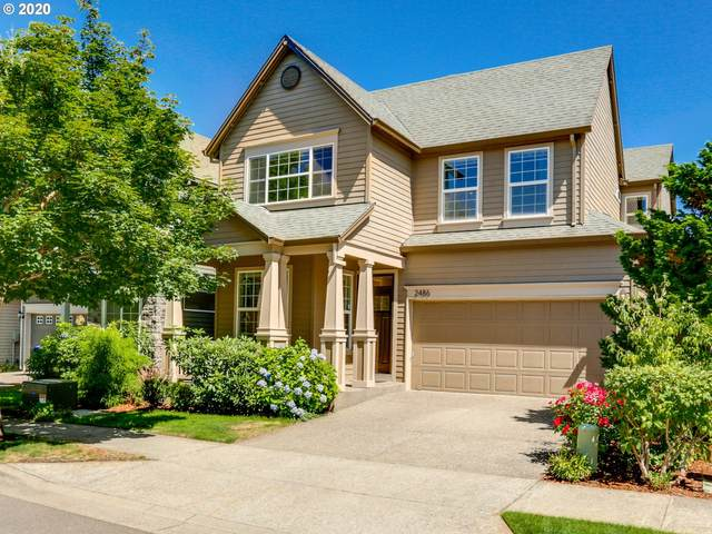 2486 NW Rogue Valley Ter, Beaverton, OR 97006 (MLS #20668314) :: Piece of PDX Team