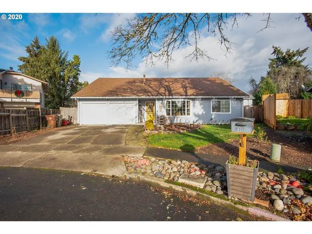 19345 NW Melrose Dr, Portland, OR 97229 (MLS #20668800) :: Real Tour Property Group