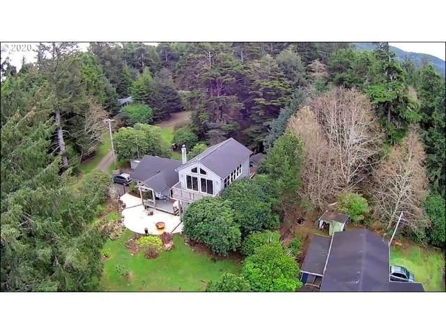 5820 NW Ninth St, Tillamook, OR 97141 (MLS #20669682) :: McKillion Real Estate Group