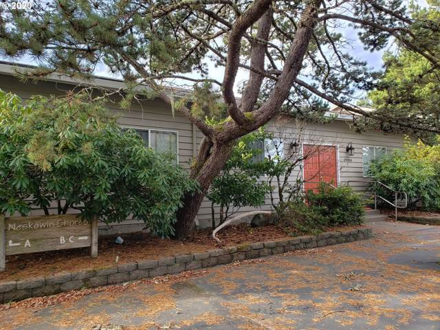 """49002 S Hwy 101 B,""""F"""", Neskowin, OR 97149 (MLS #20669837) :: Song Real Estate"""