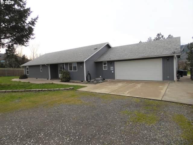 533 Taylor St, Myrtle Creek, OR 97457 (MLS #20670003) :: Townsend Jarvis Group Real Estate