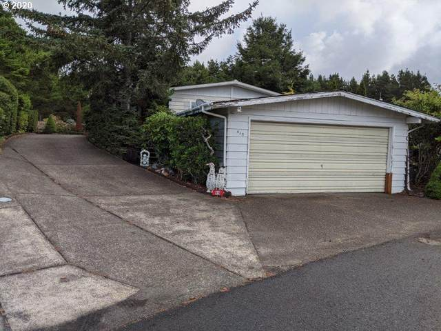1600 Rhododendron Dr #415, Florence, OR 97439 (MLS #20670172) :: The Pacific Group
