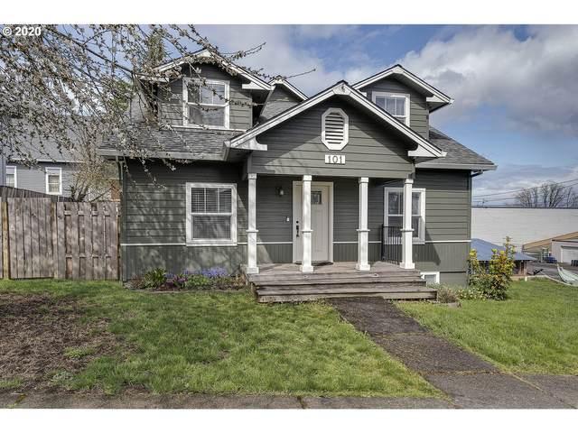 101 Park St, Gaston, OR 97119 (MLS #20670288) :: Lucido Global Portland Vancouver