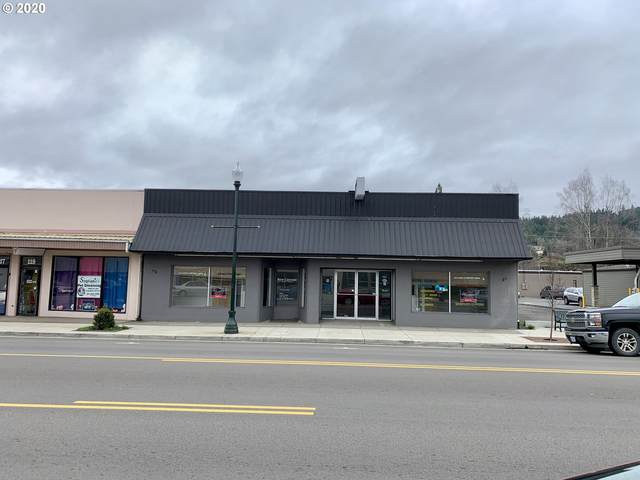 121 E Central Ave, Sutherlin, OR 97479 (MLS #20671567) :: Townsend Jarvis Group Real Estate