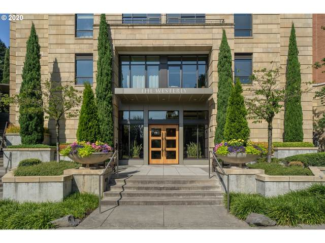 2351 NW Westover Rd #303, Portland, OR 97210 (MLS #20672075) :: Townsend Jarvis Group Real Estate