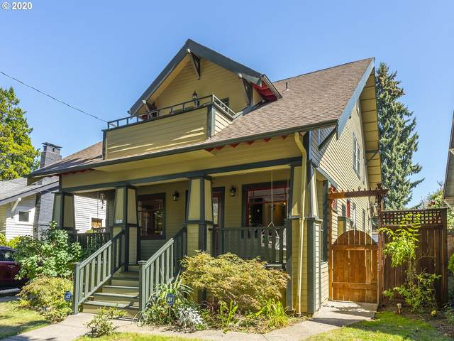 3534 NE 16TH Ave, Portland, OR 97212 (MLS #20672399) :: Next Home Realty Connection