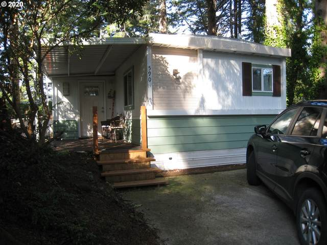 590 Village Pines Ave, Coos Bay, OR 97420 (MLS #20672522) :: Townsend Jarvis Group Real Estate