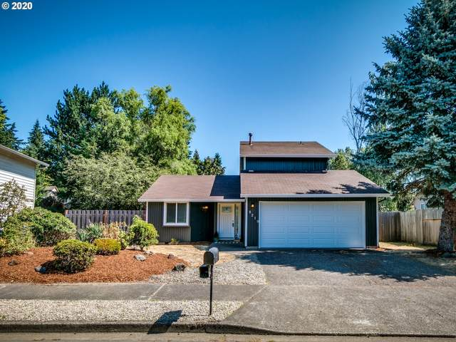 8219 SW Ponca Ct, Tualatin, OR 97062 (MLS #20672555) :: Beach Loop Realty