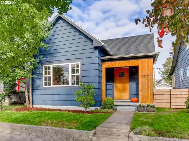5335 N Oberlin St, Portland, OR 97203 (MLS #20672711) :: Fox Real Estate Group