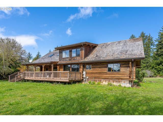 4658 S Immonen Rd, Lincoln City, OR 97367 (MLS #20673718) :: Fox Real Estate Group