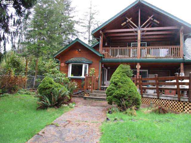 88823 Rhododendron Ln, Florence, OR 97439 (MLS #20673827) :: Townsend Jarvis Group Real Estate