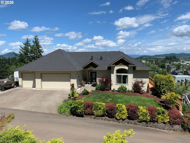 707 Holbrook Ln, Creswell, OR 97426 (MLS #20673873) :: Beach Loop Realty