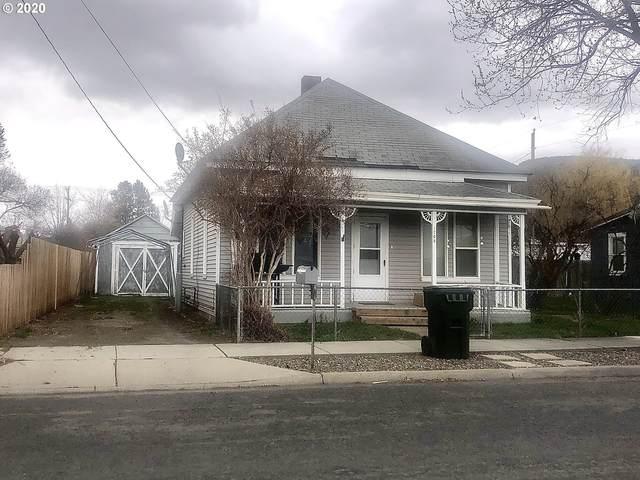 1708 East St, Baker City, OR 97814 (MLS #20674079) :: Change Realty