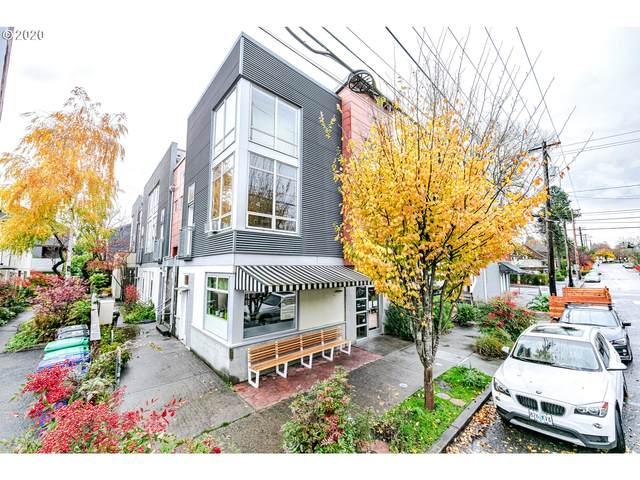 2021 SE Clinton St #103, Portland, OR 97202 (MLS #20674444) :: Premiere Property Group LLC