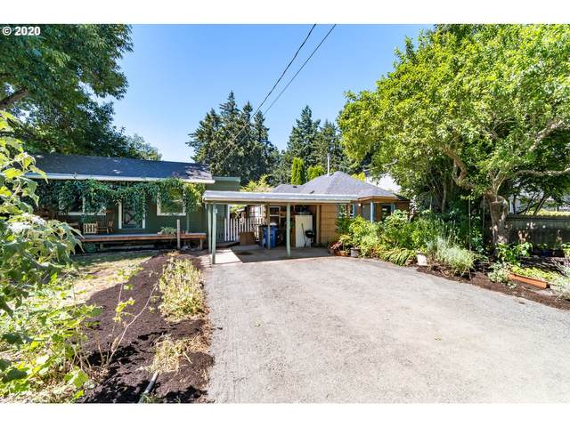 154 Ash St, Eugene, OR 97402 (MLS #20674635) :: Fox Real Estate Group