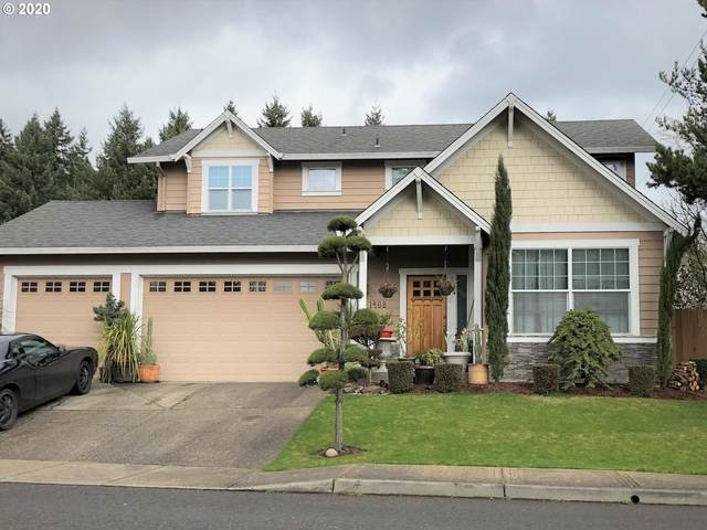 1468 NE 18TH Pl, Canby, OR 97013 (MLS #20674724) :: Townsend Jarvis Group Real Estate